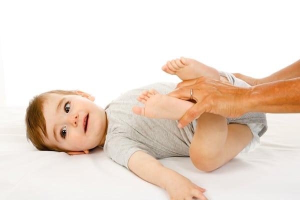 Osteopathie-Hertenstein-Baby